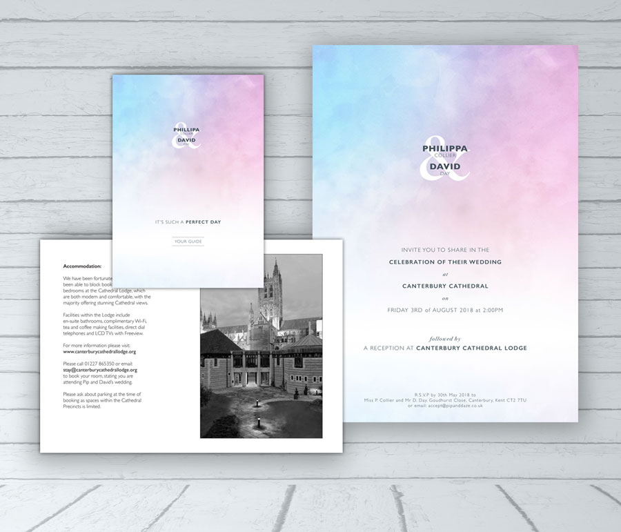 Mickle Creative Solutions - Wedding Stationery