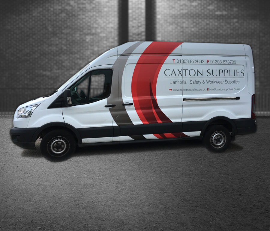 Mickle Creative Solutions - Caxton Supplies