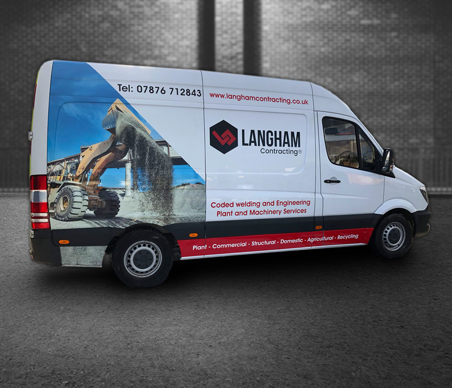 Mickle Creative Solutions - Langham Contracting
