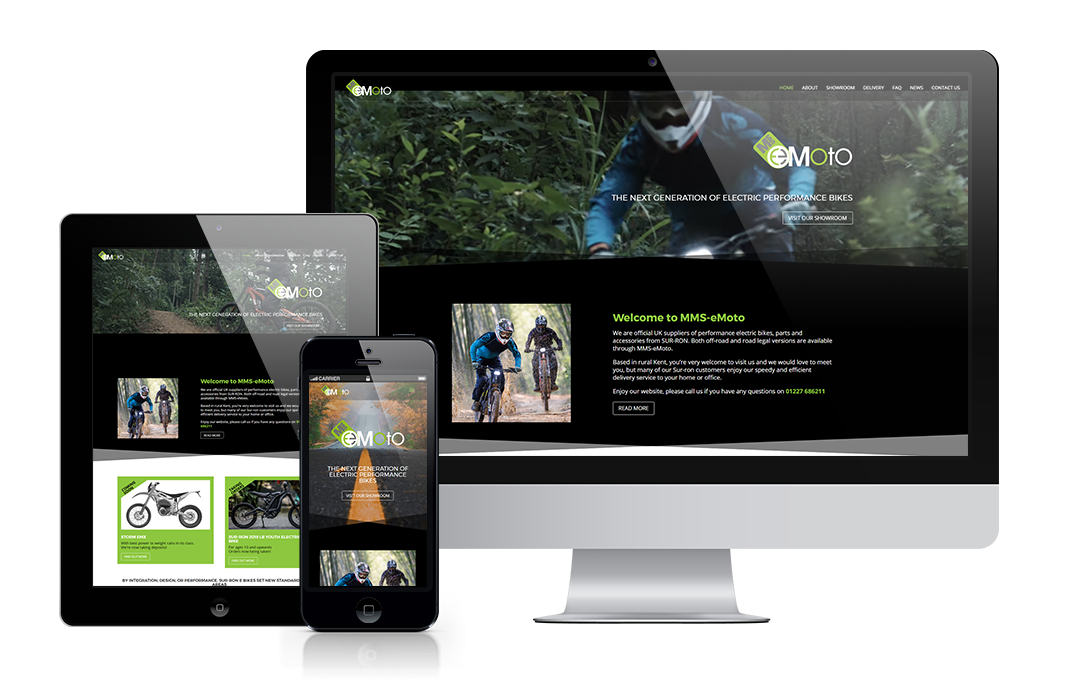 MMS 360 website by Mickle Creative Solutions