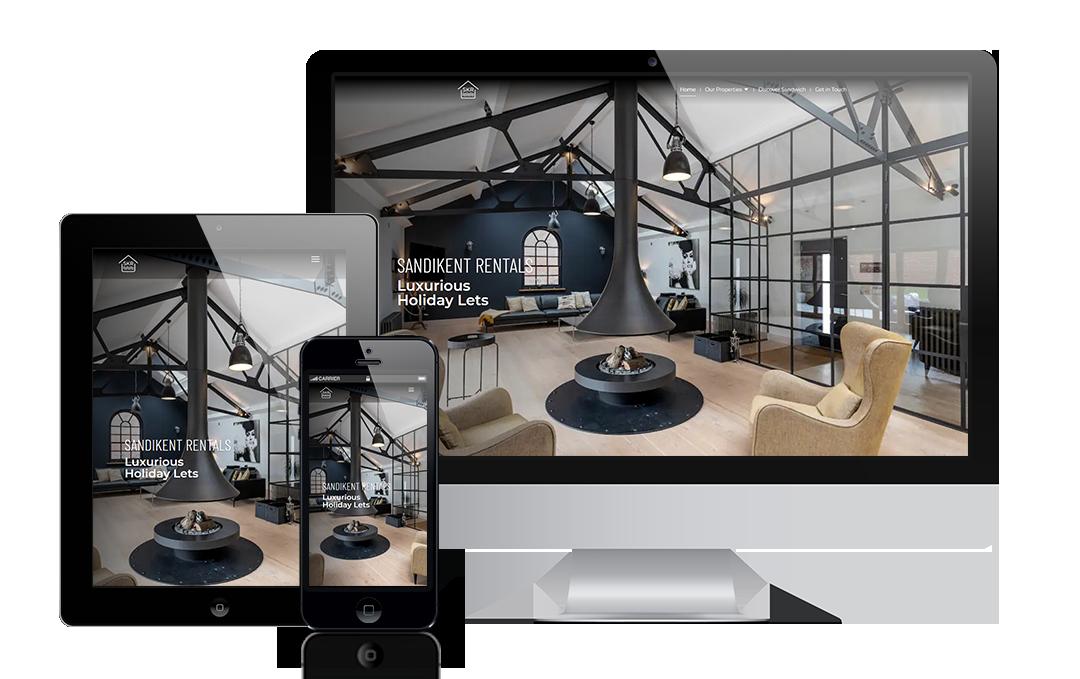 sandikentrentals.co.uk by Mickle Creative Solutions